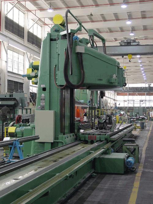 High performance CNC machine tool