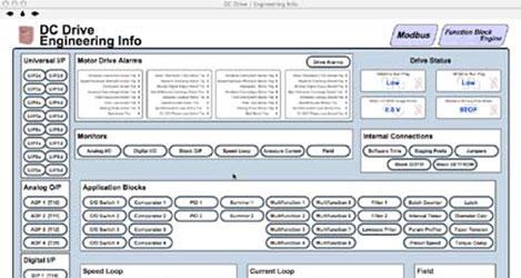 drive.web Engineering Info